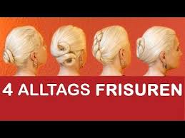Hochsteckfrisurenen Selber Machen Einfach Schnell by 4 Schnelle Alltags Frisuren Einfach Selber Machen Mittel Lange