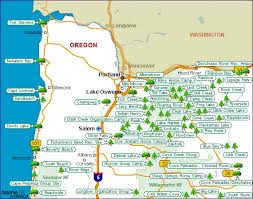 Oregon national parks images 22 awesome oregon state parks map jpg