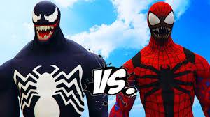 Carnage Halloween Costume Spider Carnage Venom Epic Villains Battle Death Match