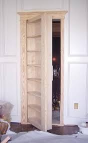 Building A Bookshelf Door Create Storage U0026 Intrigue With A Secret Door Hidden Closet