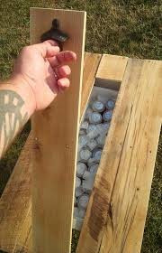 Patio Table Cooler by Re Purposed Pallet Secret Beer Cooler U0026 Outdoor Coffee Table 101