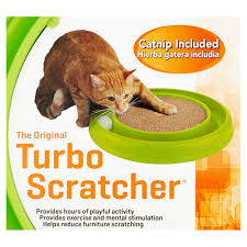 Cat Scratcher Replacement Pads Morovilla Turbo Scratcher Interactive Cat Toy And Scratcher