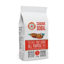cuisine soleil farine tout usage bio sans gluten cuisine soleil 20 kg