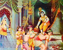 Krishnashtami Decoration Krishna Janmashtami Wikipedia