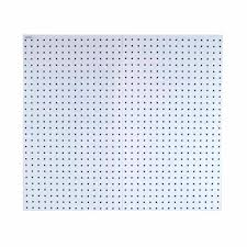 Pegboard Triton Products 3 8 In White Pegboard Wall Organizer Locboard