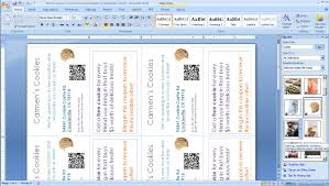 free microsoft word postcard template how to print your own postcard mailers burris computer forms