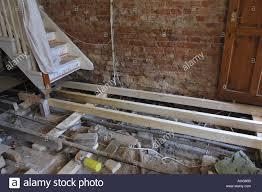 Floor Dry by Floor Joists Dry Rot Stock Photos U0026 Floor Joists Dry Rot Stock