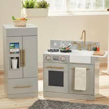 furniture kitchen sets teamson 2 adventure play kitchen set reviews