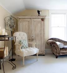 Shabby Chic Style Wallpaper by Shabby Chic Bedroom With Built In Wardrobe Bedroom Shabby Chic