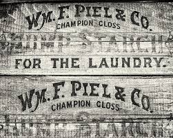 Vintage Laundry Room - champion gloss lump starch crate u2022 lisa russo fine art photography