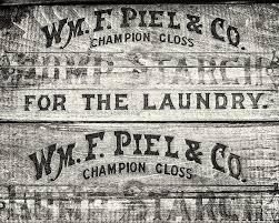 Retro Laundry Room Decor by Champion Gloss Lump Starch Crate U2022 Lisa Russo Fine Art Photography