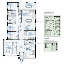 The Dakota Floor Plan by Our Homes Simonds Home Builders On Sunshine Coast Queensland