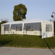 10 u0027x30 u0027 party wedding outdoor patio tent canopy heavy duty gazebo