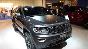 jeep grand cherokee 2017 2017 jeep grand cherokee trailhawk exterior and interior
