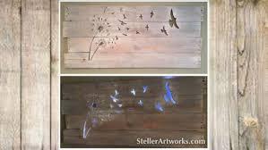 artwork on wood wood artwork on siesta key florida