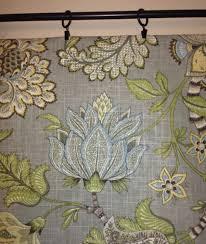 valance floral valance kaufmann clarice dove curtain valance