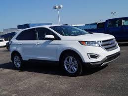 white ford edge white ford edge for sale in wichita ks