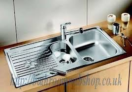 C Kitchen With Sink Stainless Steel Kitchen Sinks Blanco Tipo 6s Basic C Stainless