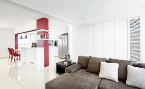 minimalist living style at hougang ave 8 singapore