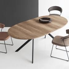 tavolo ovale legno connubia calligaris giove tavolo ovale allungabile in legno l140 190cm