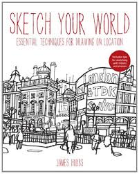 book review sketch your world essential techniques for drawing