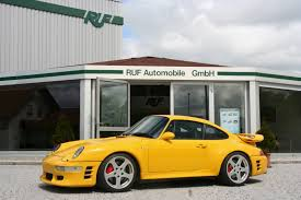 porsche ruf yellowbird ruf will unveil supercar in geneva could be modern yellowbird