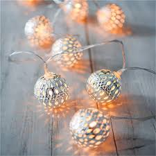 amazon com led globe string lights goodia battery operated