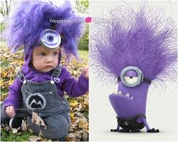 Baby Minion Costume Diy Halloween Costumes Despicable Me 2 Happenings Of The Harper