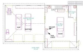 garage floorplans garage
