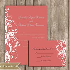 coral wedding invitations 600 coral gray wedding invitations coral gray wedding