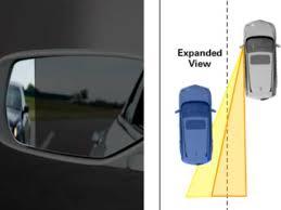 Car Blind Spot Detection Honda Eliminates Blind Spot With Better Mirror Business Insider