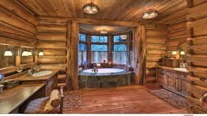 rustic cabin bathroom ideas interior rustic cabin interior design ideas awesome with photo