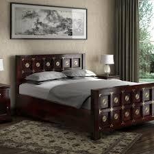 Bedroom Furniture San Francisco San Francisco Solid Wood Platform Bedroom Traditional With