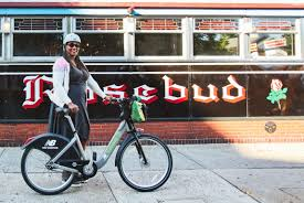 Boston Hubway Map by Member Profile Michelle C The Hubway