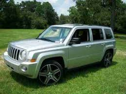 silver jeep patriot black rims purchase used 2010 jeep patriot sport utility 2 4l fwd manual silver