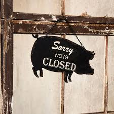 pig kitchen decor medium size of kitchen pineapple kitchen metal pig open closed sign