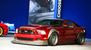 mustangs cars pictures ford mustang voted car at sema