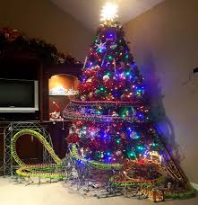 My Christmas Tree by My Christmas Tree Roller Coaster Made From K U0027nex Imgur