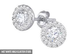 diamond earrings nz diamond studs earrings grabone nz