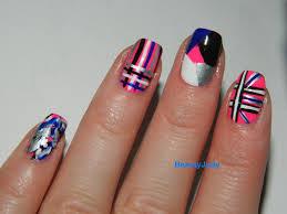nail art society august kit beautyjudy