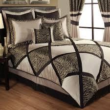 Zebra Print Bedroom Furniture by Zebra Comforter Set Your Zone Bedding Website Purple Full With