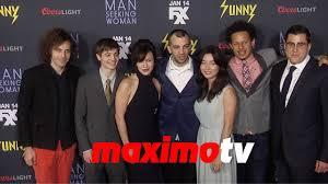 Seeking Hitfix Fxx S Seeking Premiere Baruchel Eric Andre Britt