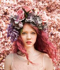 flower hair 74 best flower crown photoshoot images on flowers