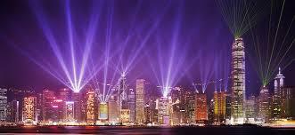 eneltec led light show in hong kong eneltec