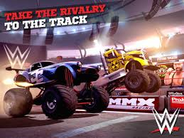new monster truck mmx racing wwe update hits monster truck racing game adweek