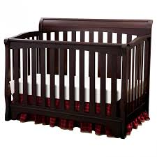 Black 4 In 1 Convertible Crib Delta Canton 4 In 1 Convertible Crib Black Potpieplease