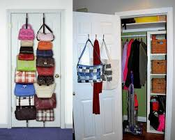 Storage Shelves For Small Spaces - 40 handbag storage solutions and home organizers for small spaces