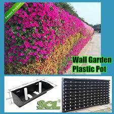 vertical garden systems green wall modules vertical garden pots