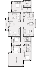 Modern Floor Plans Australia Denver New Home Floor Plans Interactive House Plans Metricon
