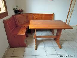 banc de cuisine en bois avec dossier banc de cuisine en bois avec dossier trendy fabriquer une banquette